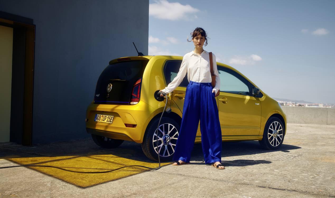 VW e-up! 2020: a prueba el actualizado coche eléctrico