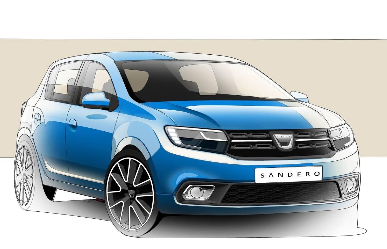Dacia Sandero 2020: con genes del Clio 5 y con versión híbrida