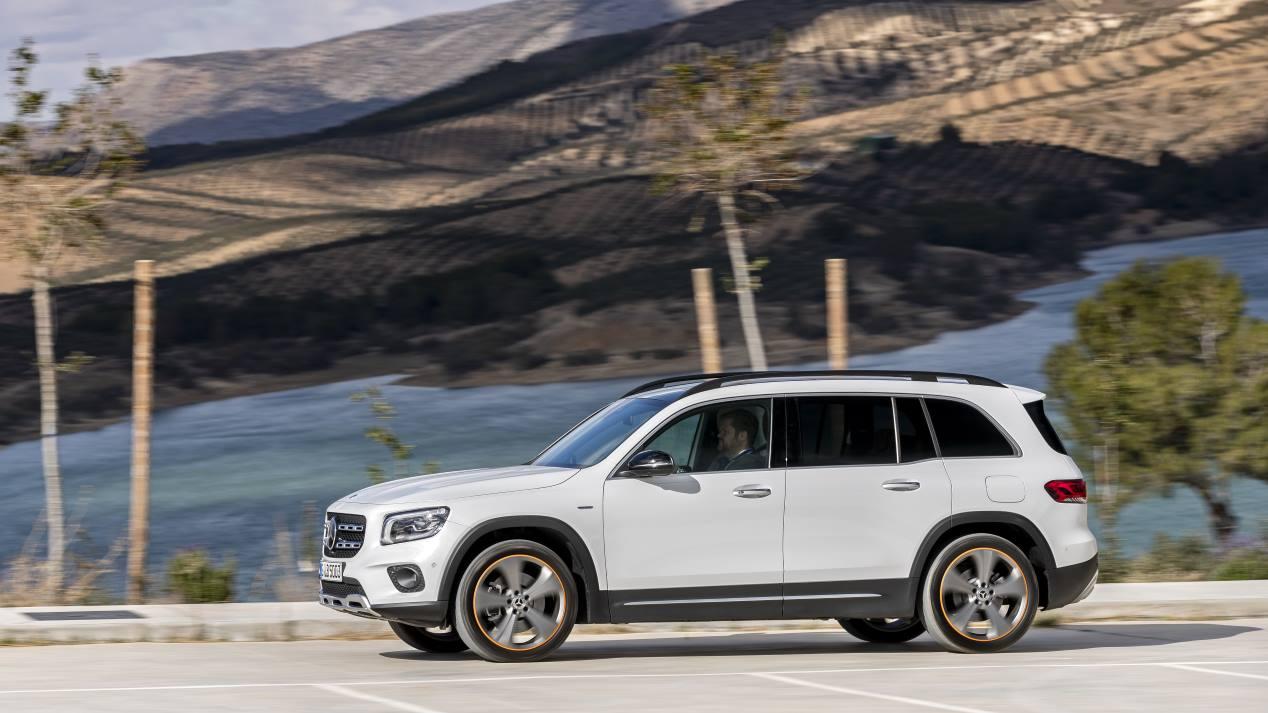 Mercedes GLB 2020: a prueba el nuevo SUV compacto de 7 plazas