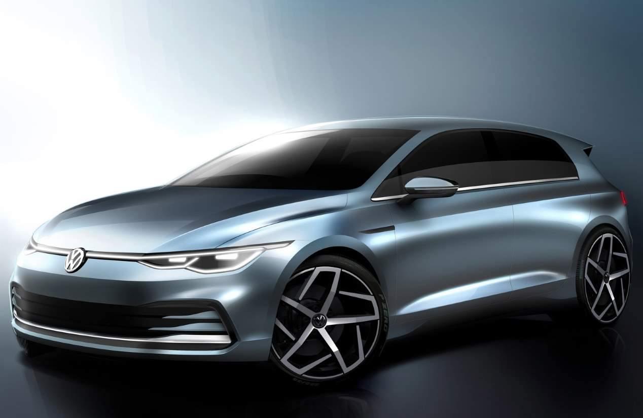 Volkswagen Golf GTI 8 2020: así será el próximo compacto