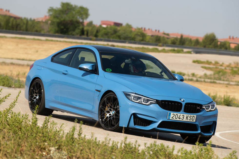 Audi RS5, BMW M4 Competition y Mercedes AMG C63s