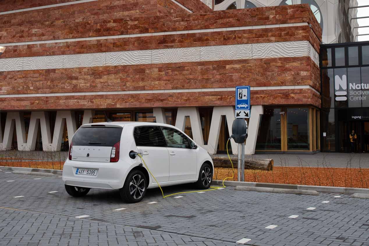 A prueba el Skoda Citigo iV, el primer coche eléctrico de Skoda
