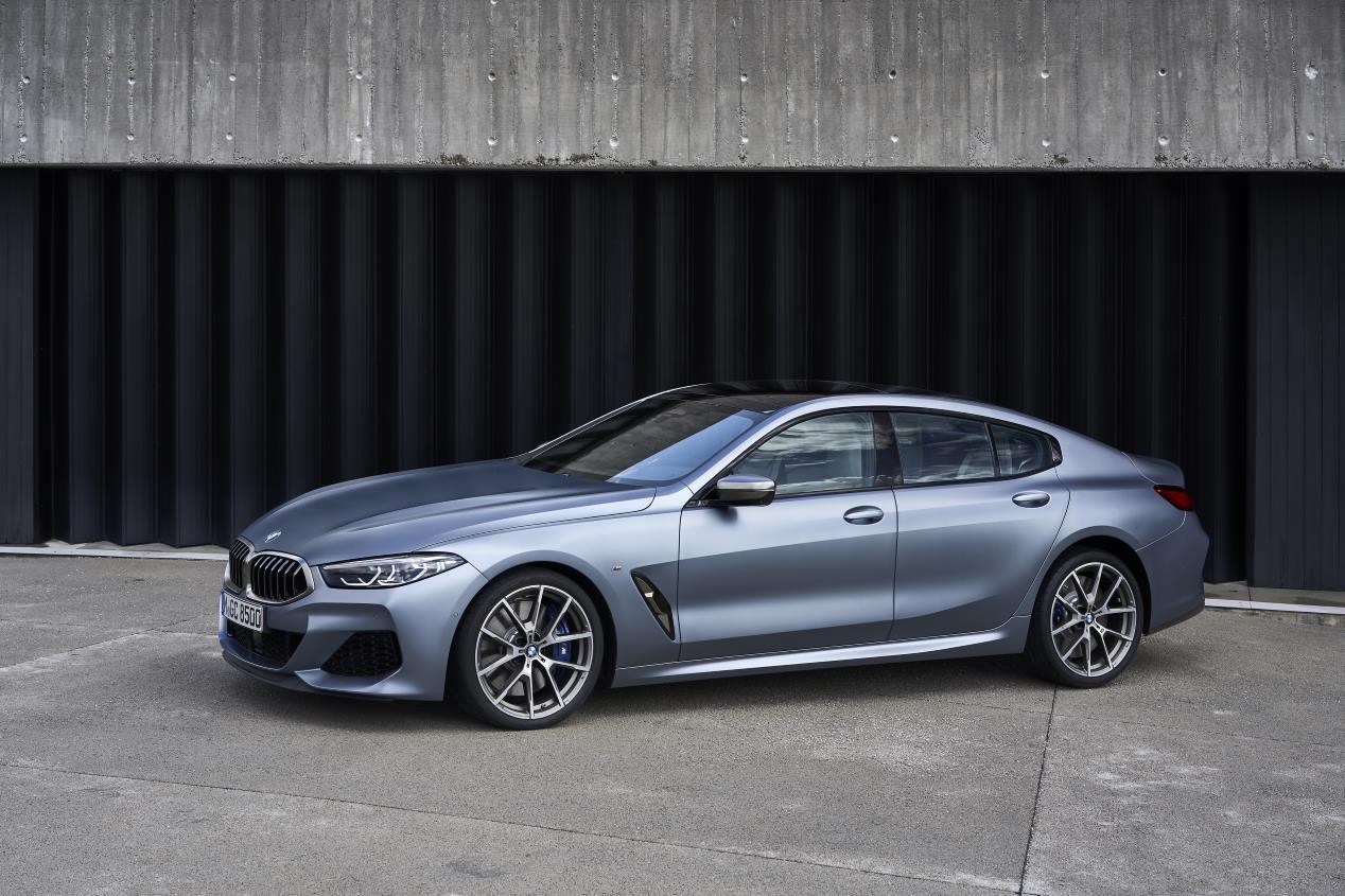 BMW Serie 8 Gran Coupé: prueba y precios de la nueva berlina deportiva