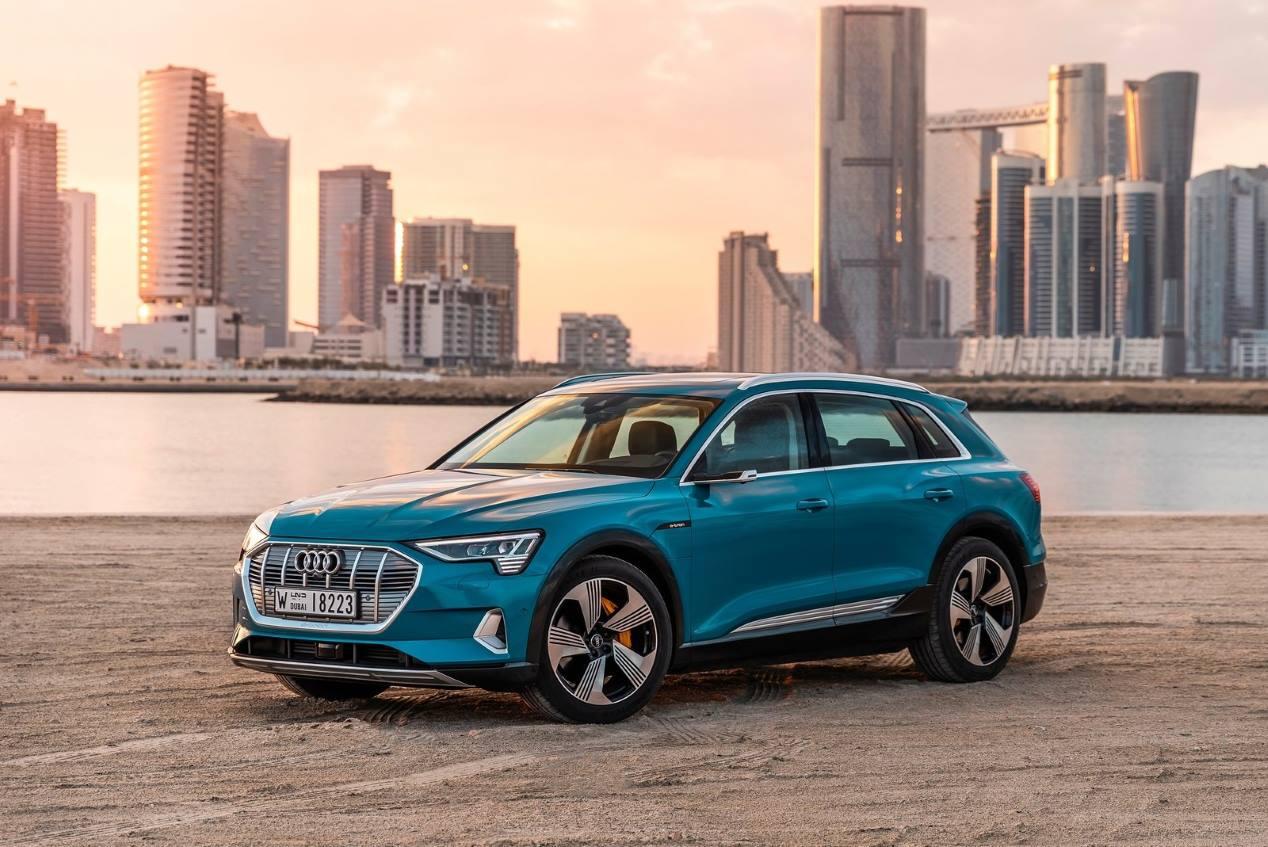 Audi e-tron 2020: el SUV eléctrico, más eficiente y con más autonomía
