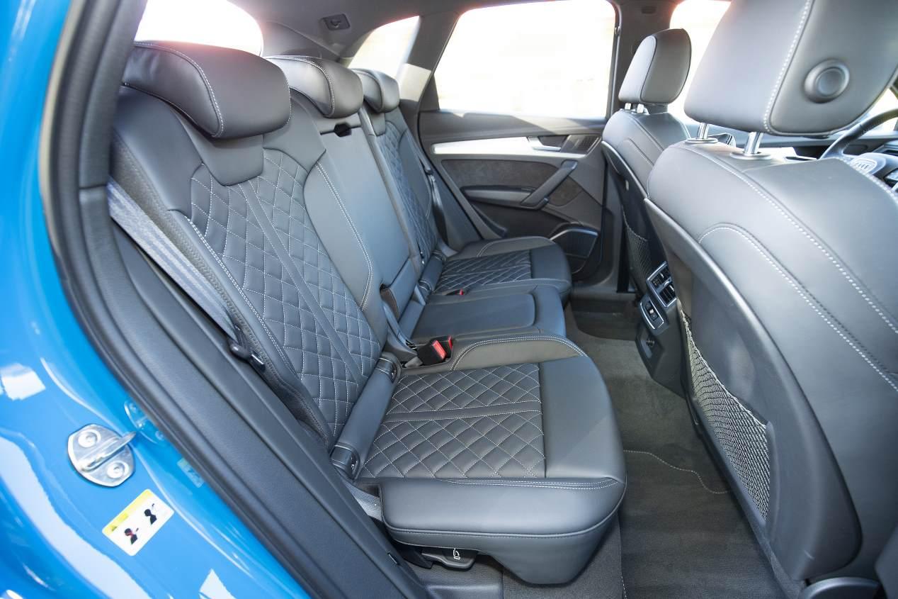 Audi Q5 55 TFSIe Quattro: prueba y fotos del nuevo SUV híbrido enchufable