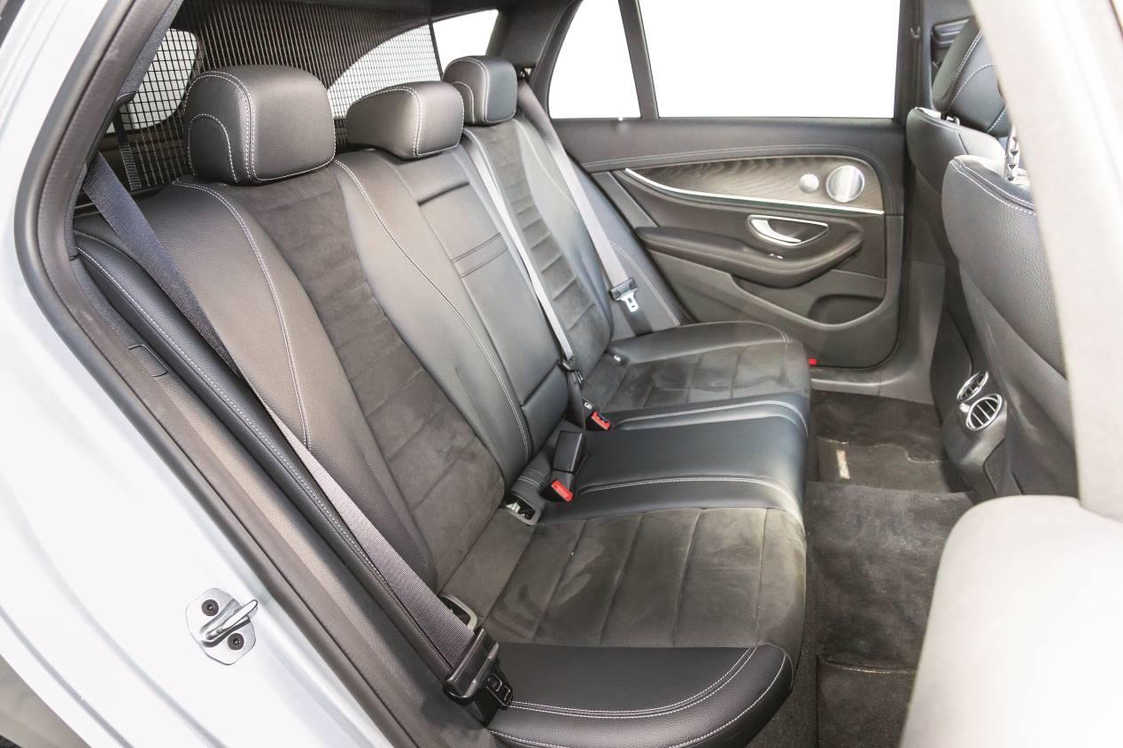 Mercedes E300 de Estate: familiar, diésel, híbrido enchufable y muy versátil