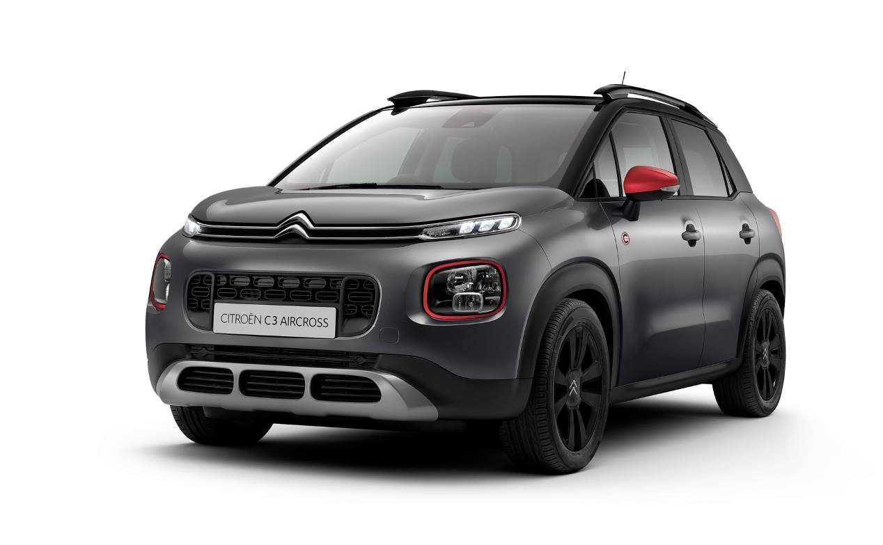 Citroën C3 Aircross C-Series: un SUV con estilo