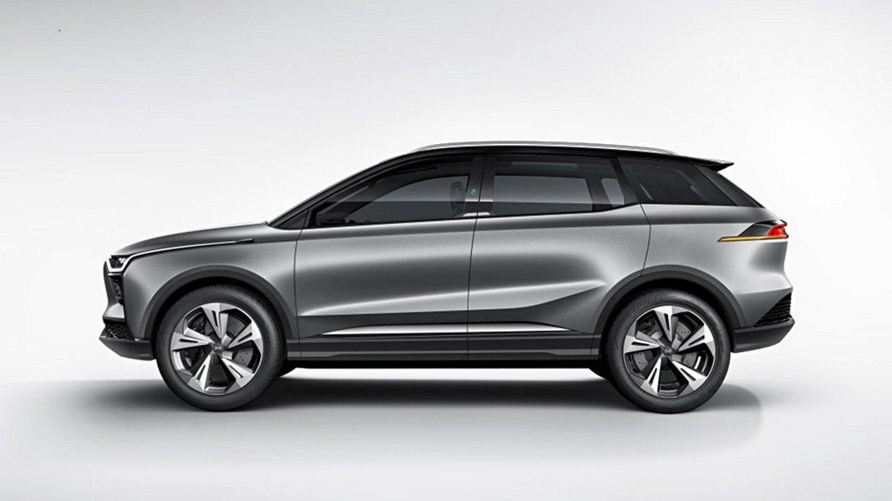 Aiways U5: así es el SUV eléctrico chino barato que llega en 2020