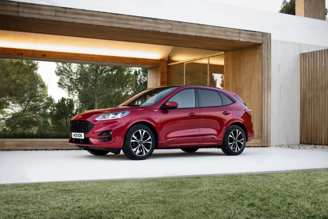 Ford Kuga, Skoda Octavia, Renault Captur... con 5 estrellas Euro NCAP