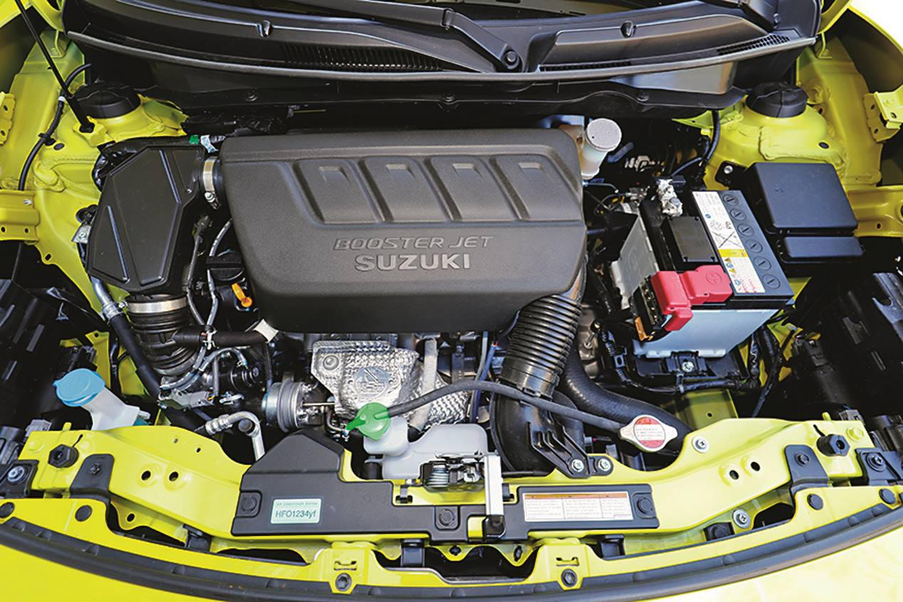 Suzuki Swift Sport 1.4 T 140 CV: el pequeño GTI deportivo, a prueba