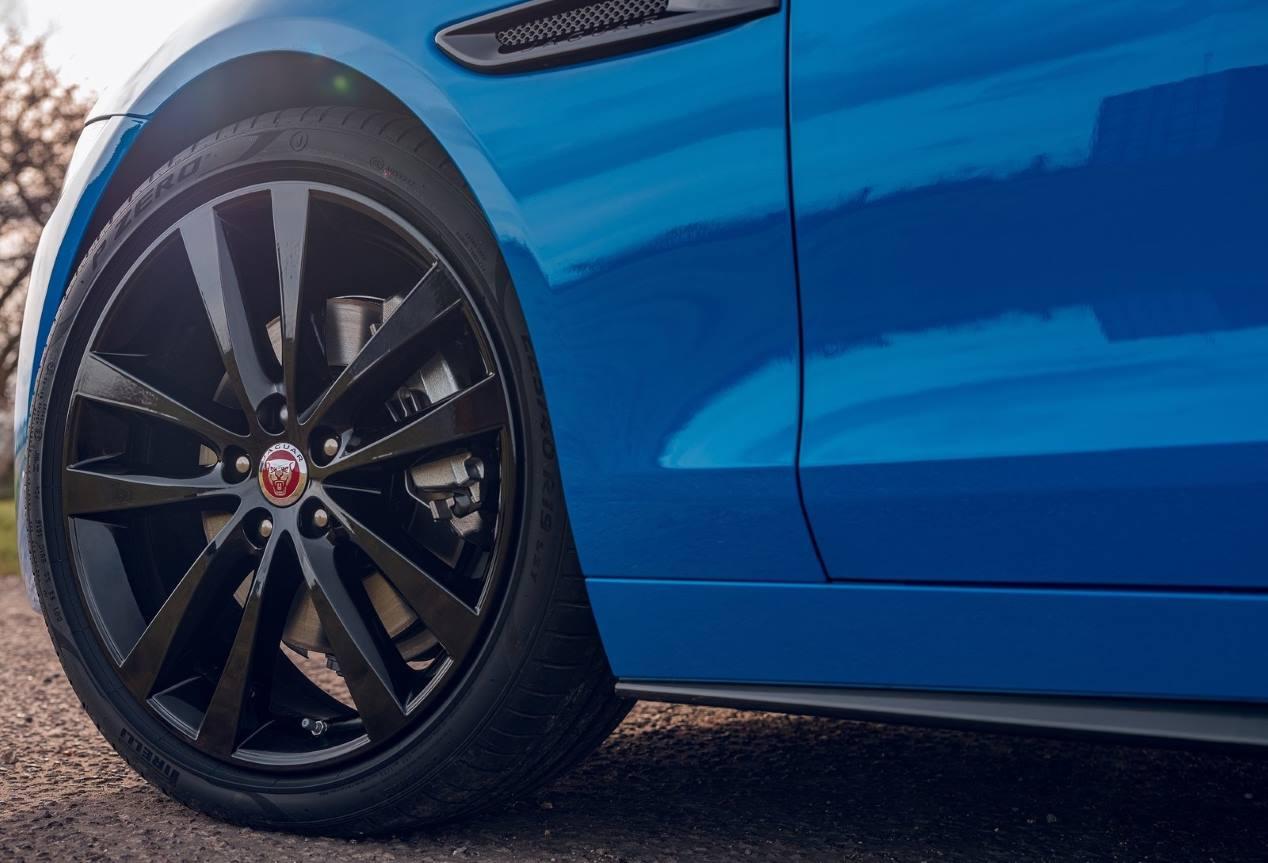 Jaguar XE Reims Edition, la nueva edición especial de la berlina británica