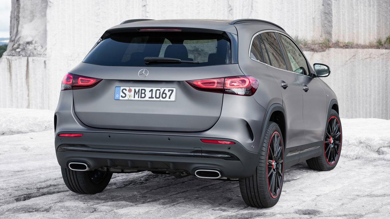 Mercedes GLA, así es el nuevo SUV de los germanos