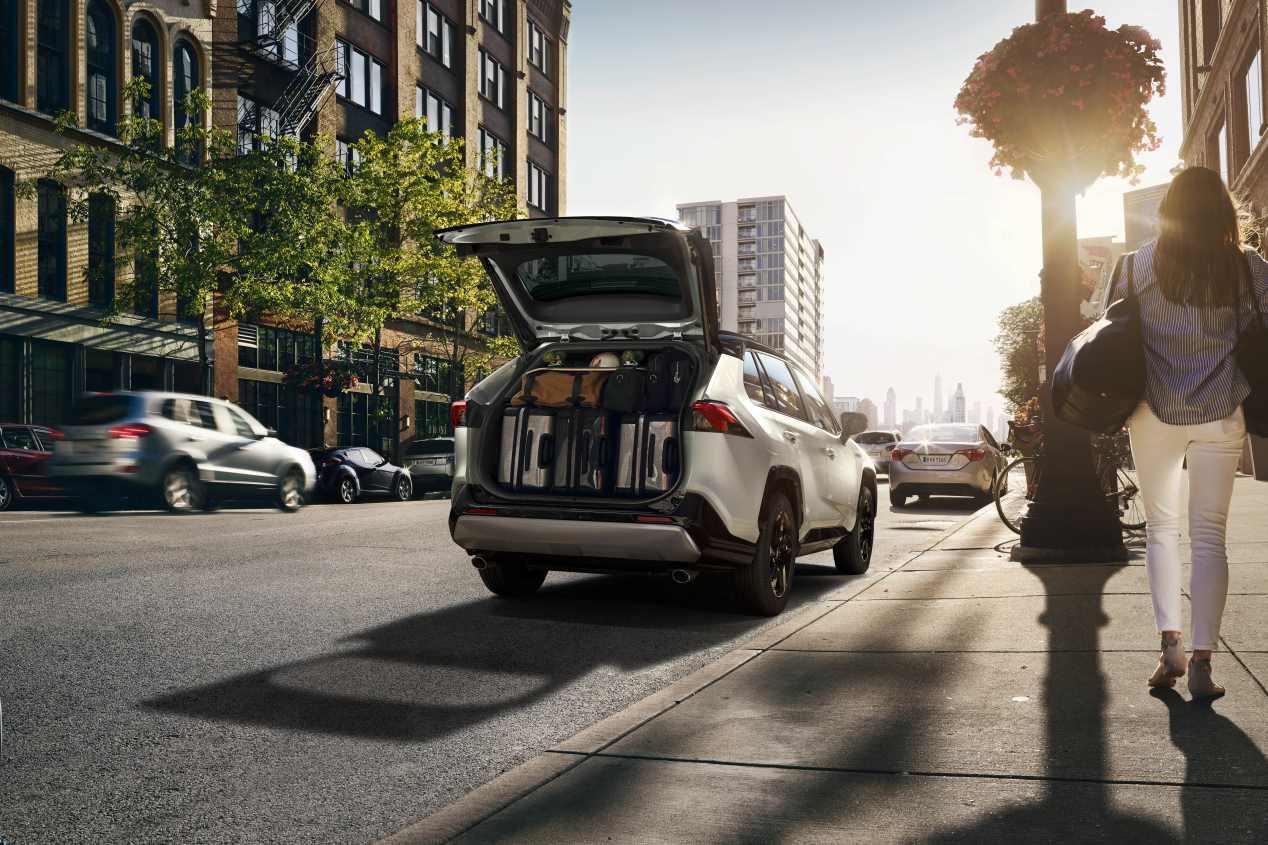 Toyota RAV4 2020: novedades de gama para el SUV