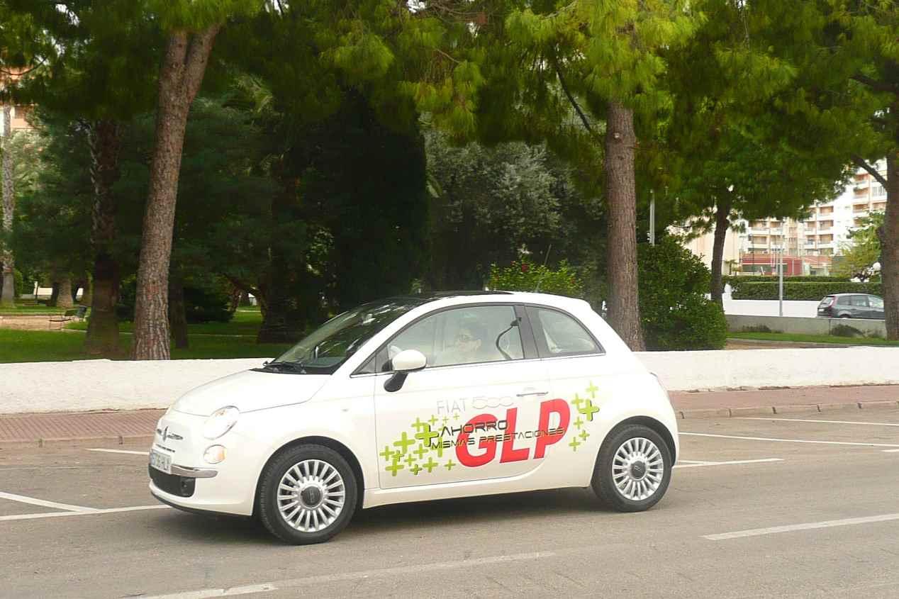 Todos los coches de gas a la venta en España
