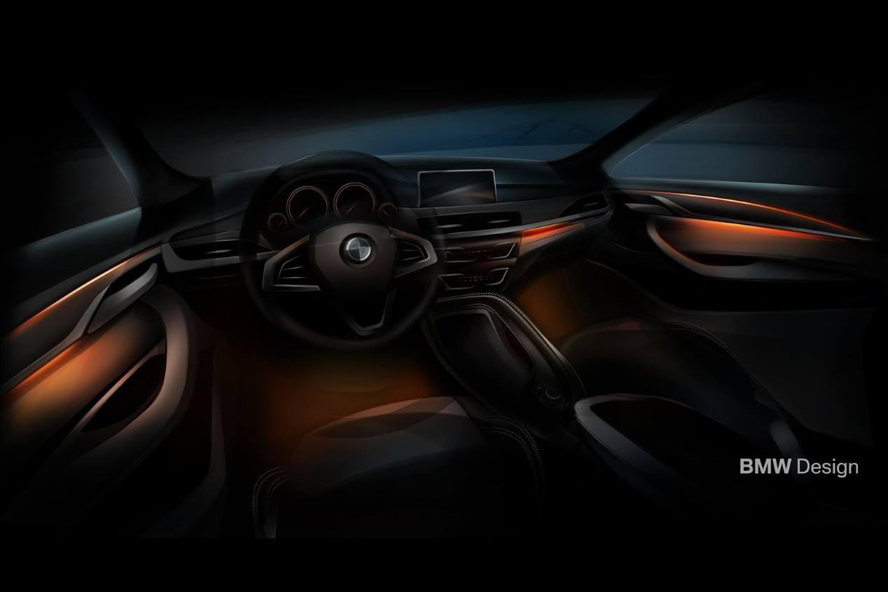 BMW iX2: la firma alemana tendrá un nuevo SUV eléctrico en 2021