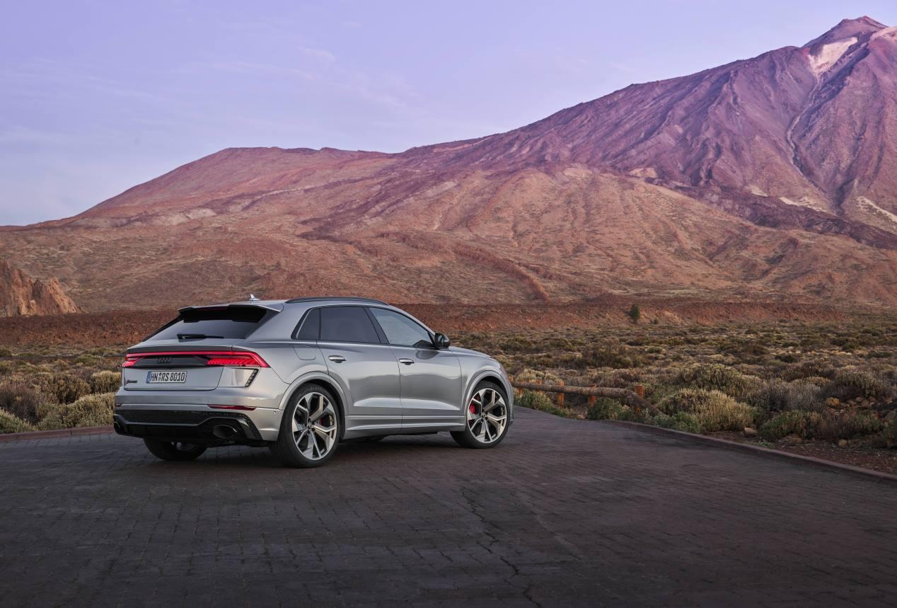 Audi RS Q8: probamos uno de los SUV más extremos