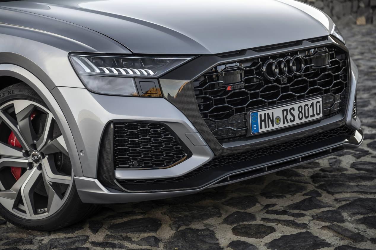 Audi Rs Q8 2020 Prueba Y Precio Del Nuevo Suv Deportivo