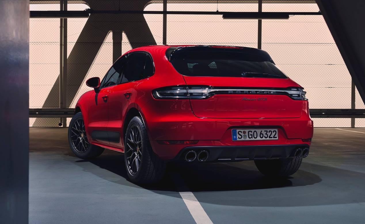 Porsche Macan GTS 2020: las mejores fotos del nuevo SUV deportivo