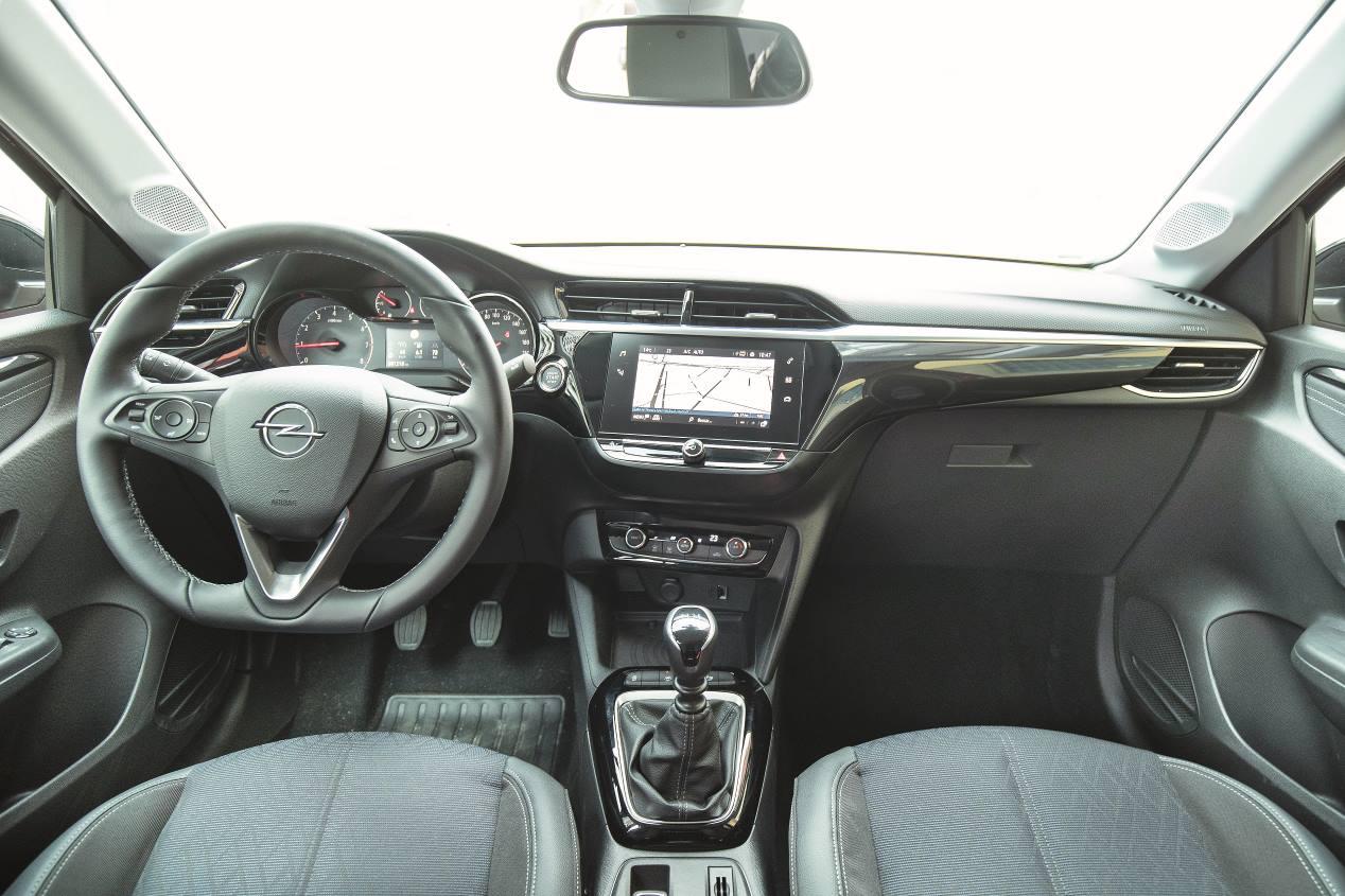 Comparativa de utilitarios: nuevos Opel Corsa y Renault Cio frente a Seat Ibiza