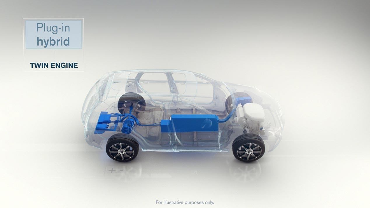 Presente y futuro electrificado en Volvo