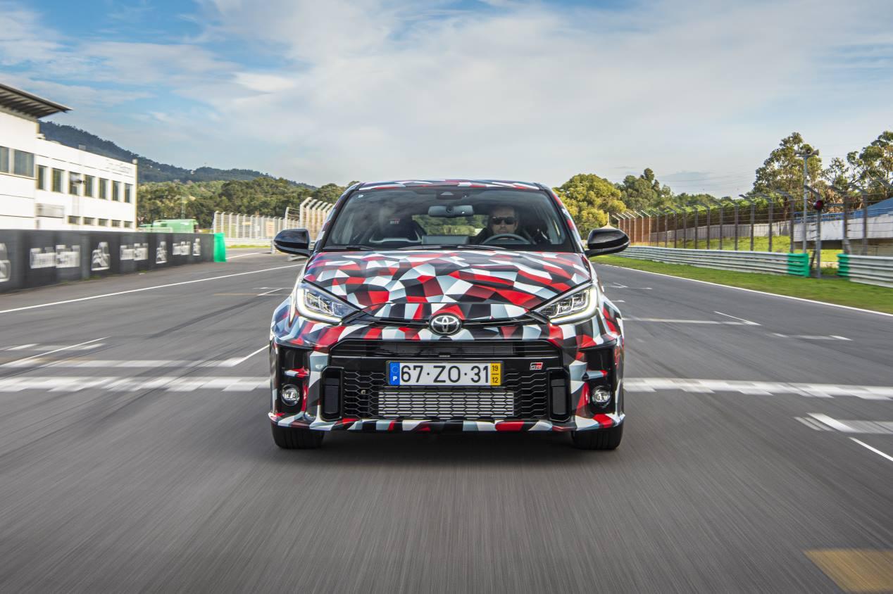 Toyota GR Yaris 2020: una pequeña y bestial máquina deportiva