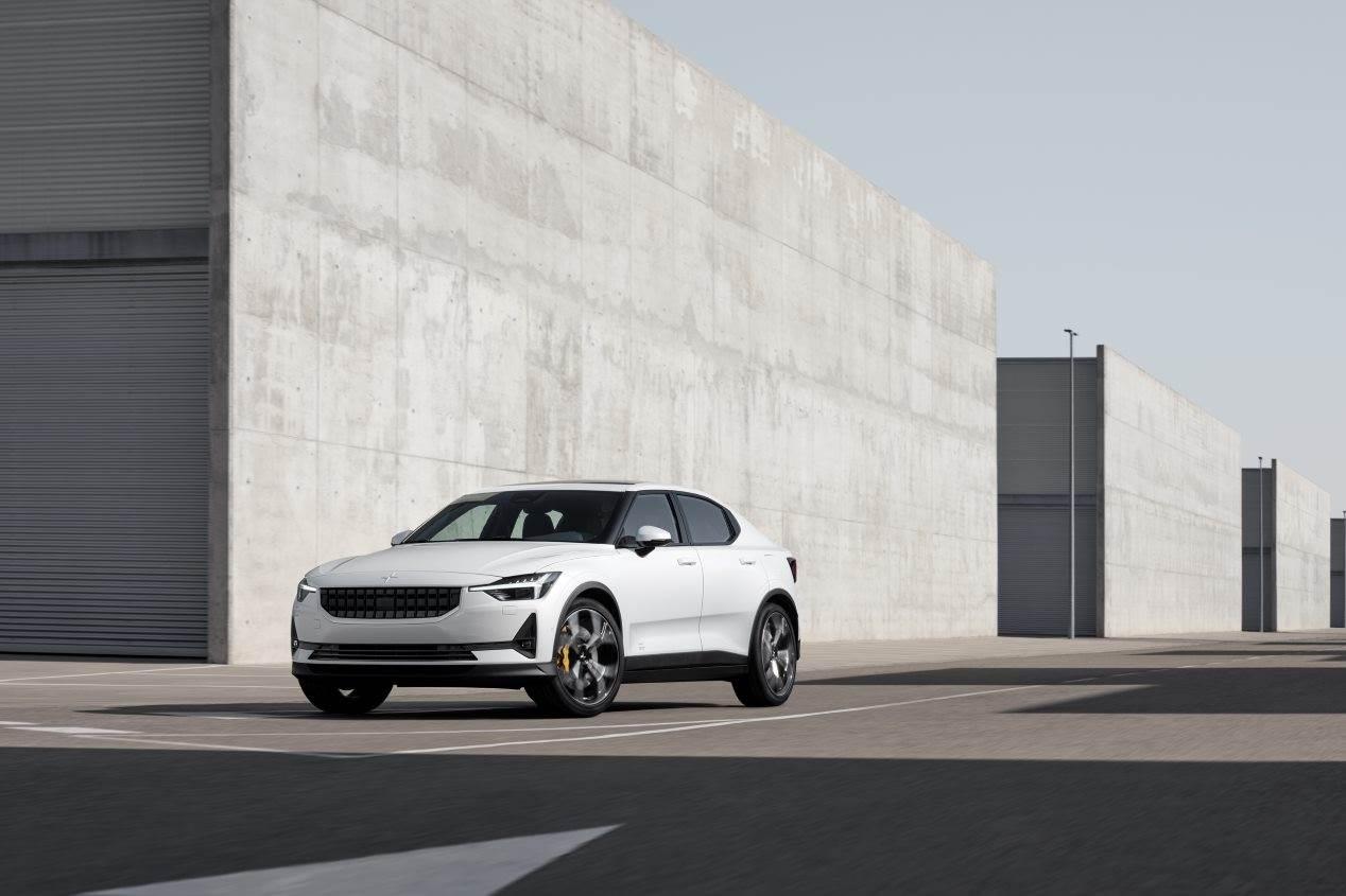 Polestar 2: conducimos en exclusiva el nuevo coche eléctrico