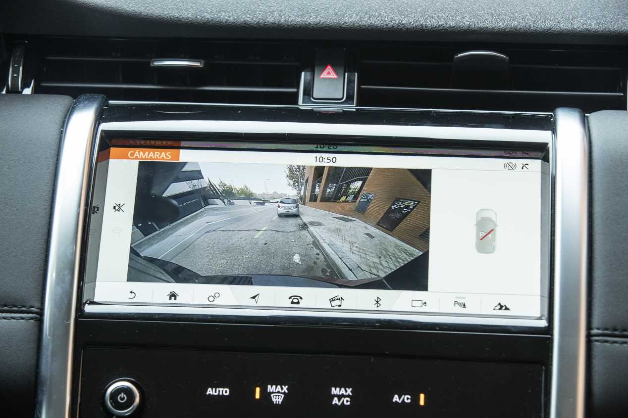 Land Rover Discovery Sport D150 MHEV: el SUV, a prueba