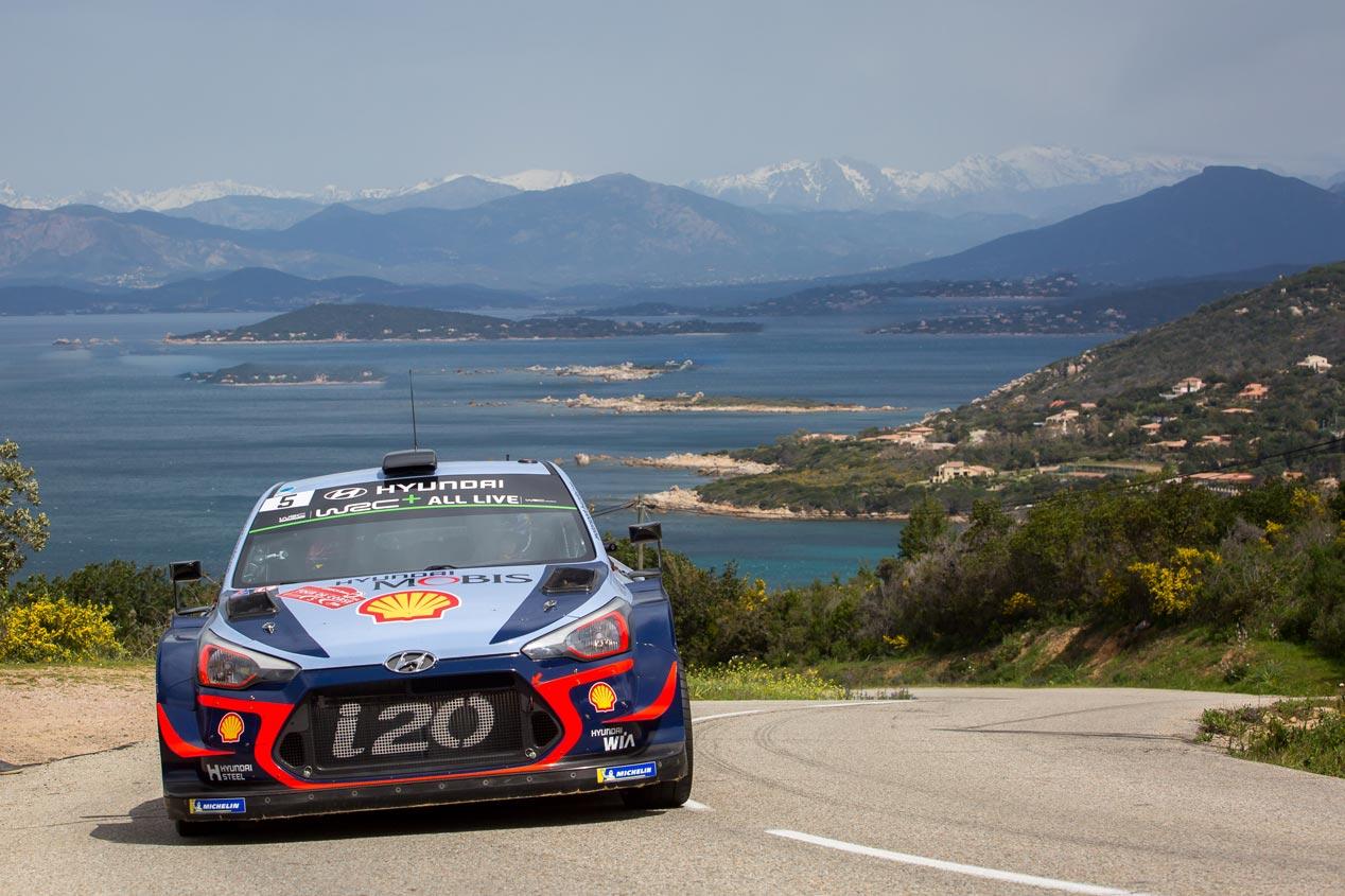 Las mejores imágenes del Mundial de Rallyes 2019