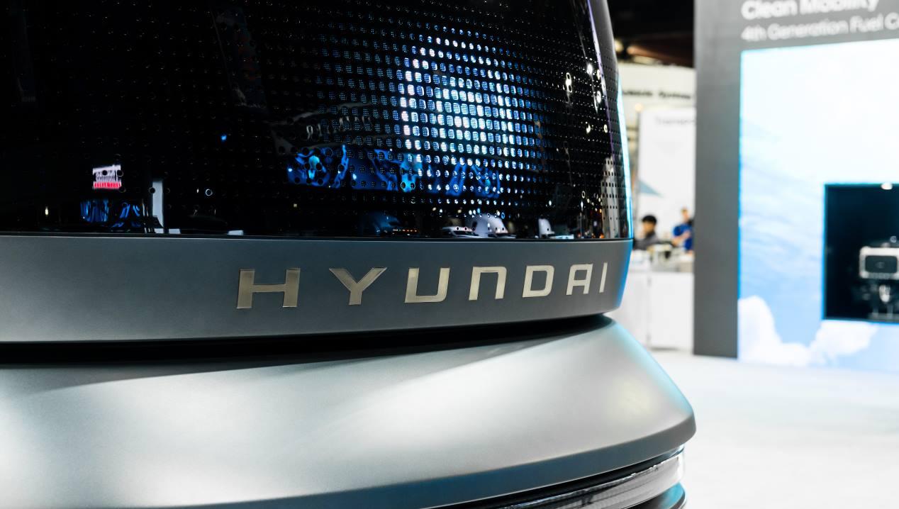 Hyundai HDC-6 Neptune: el camión XXL de hidrógeno, en imágenes