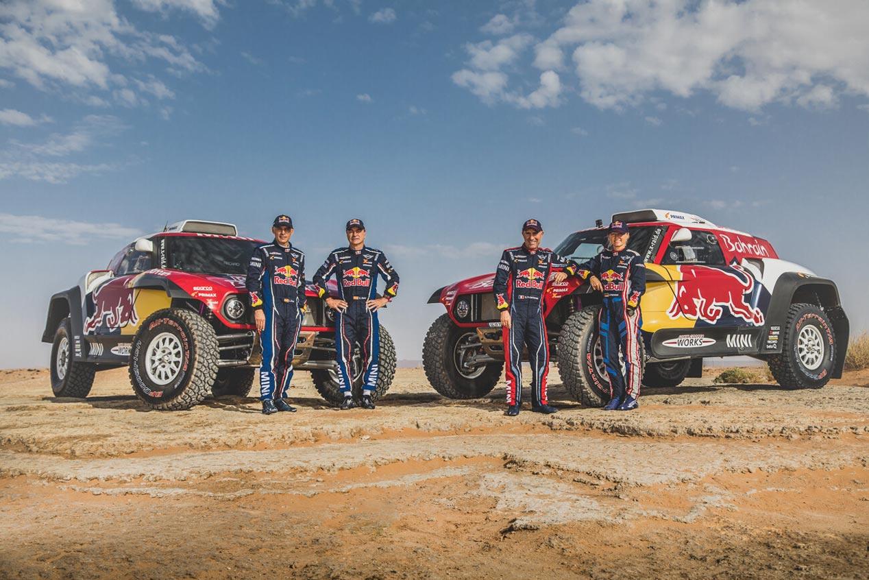 Dakar 2020: arranca el tercer capítulo del rally, en Arabia Saudí