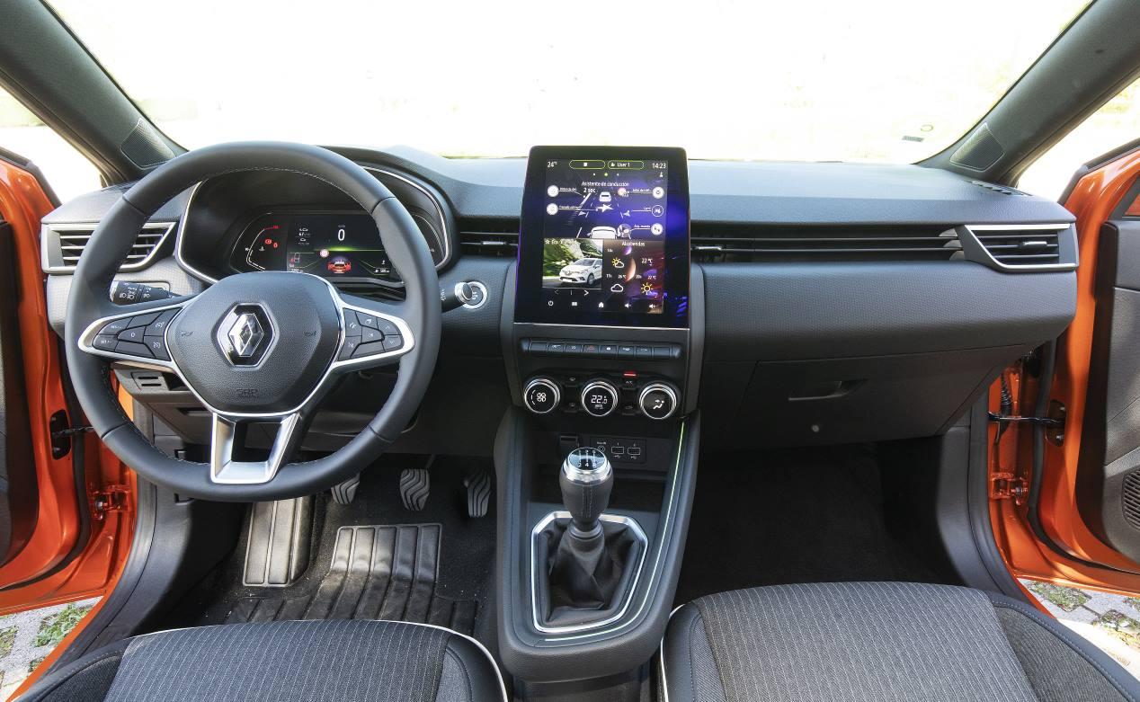 A prueba el Renault Clio TCe 100 CV