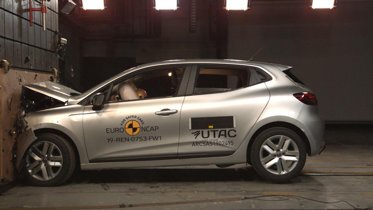 Ya sabemos cuáles son los coches más seguros de 2019 según Euro NCAP