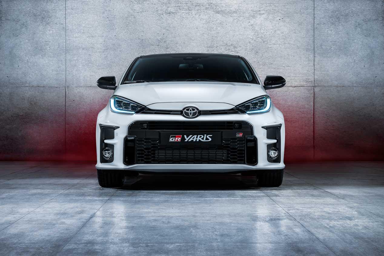 Toyota GR Yaris, fotos oficiales