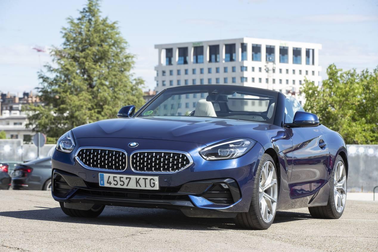 BMW Z4 sDrive20i 197 CV: a prueba el roadster de gasolina