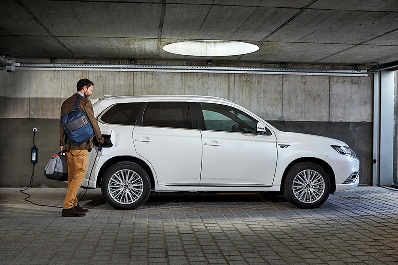 Las claves del Mitsubishi Outlander PHEV
