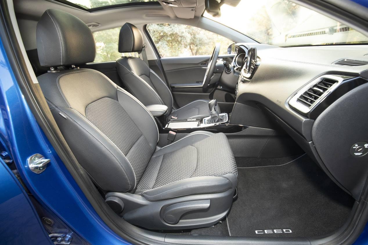 Kia Ceed con motor de gasolina de tres cilindros 1.0 T-GDi 120 CV