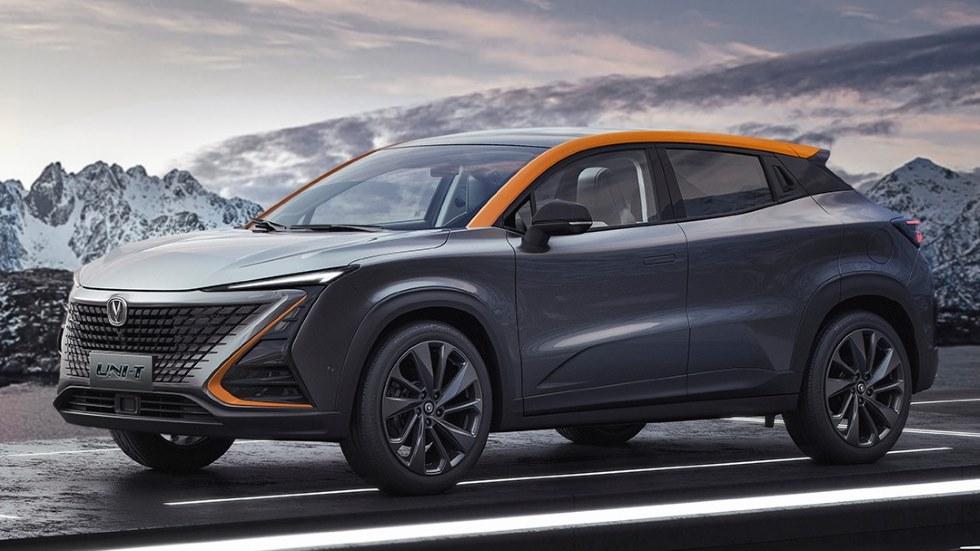 Uni T: el nuevo SUV chino, en imágenes