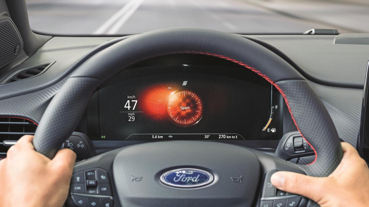 Ford Puma: el nuevo crossover, en imágenes