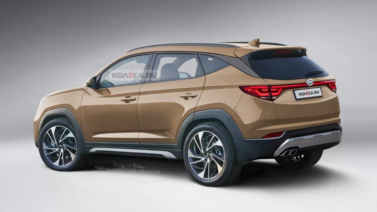 Hyundai Tucson 2020 El Nuevo Suv Superventas Debutara En Otono