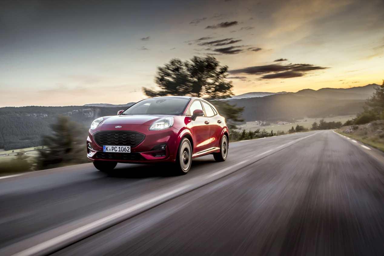 Ford Puma: así es uno de los SUV más seguros
