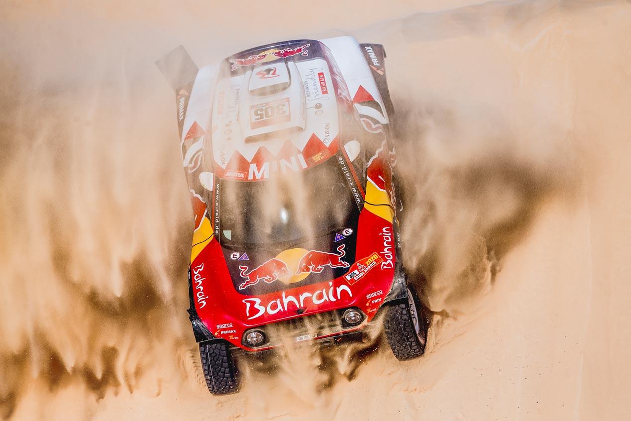 Dakar 2020: las fotos más espectaculares