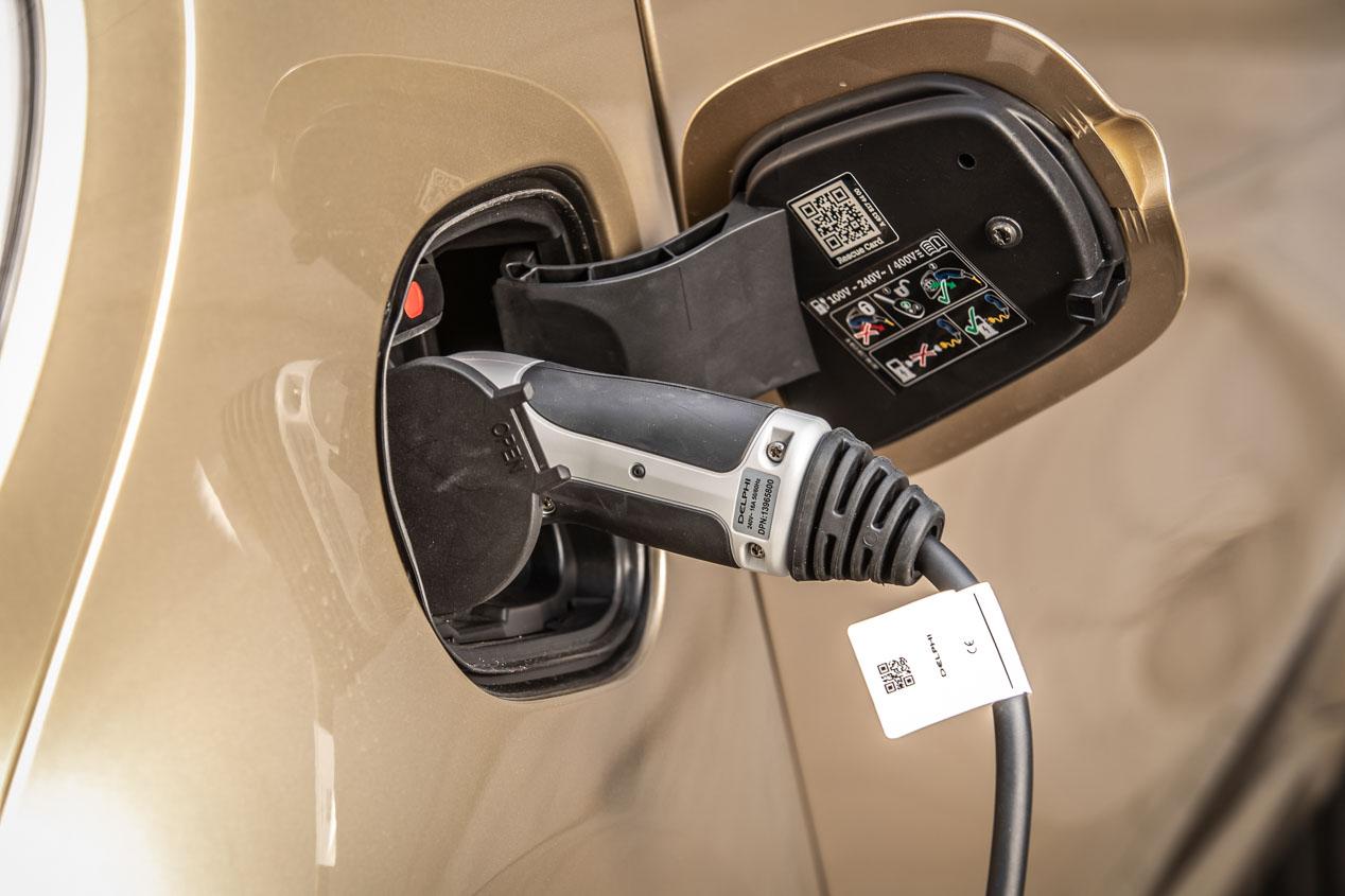 Los nuevos smart fortwo y forfour, ahora solo eléctricos
