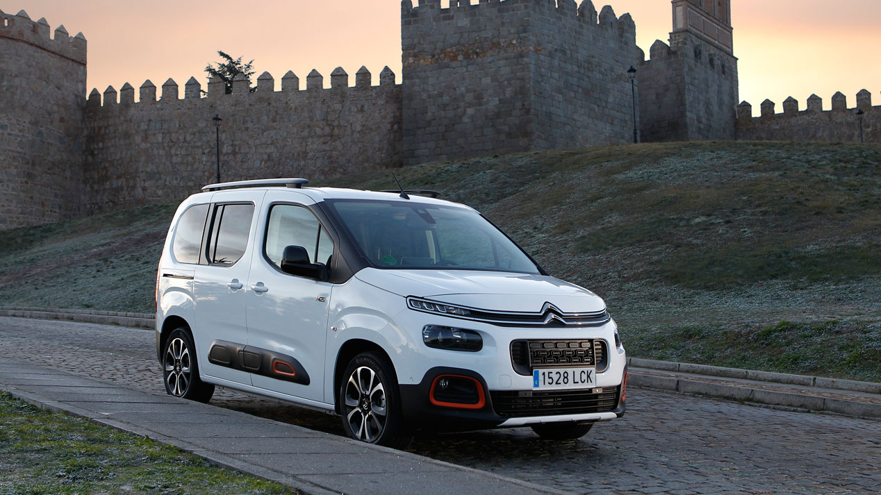 Citroën Berlingo PureTech 130 EAT8: fotos y datos de un familiar de lo más interesante