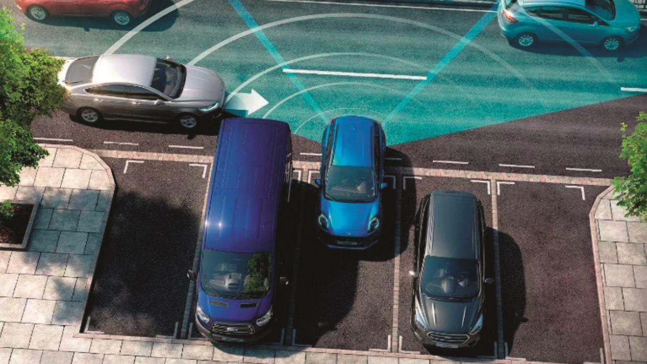 Todos los sistemas de seguridad del nuevo Ford Puma
