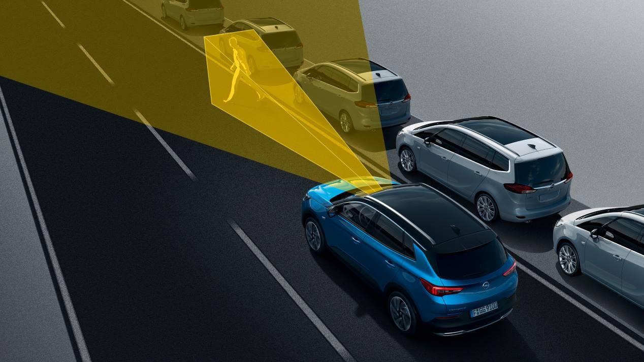 Opel Grandland X Hybrid4: a prueba el nuevo SUV híbrido plug-in
