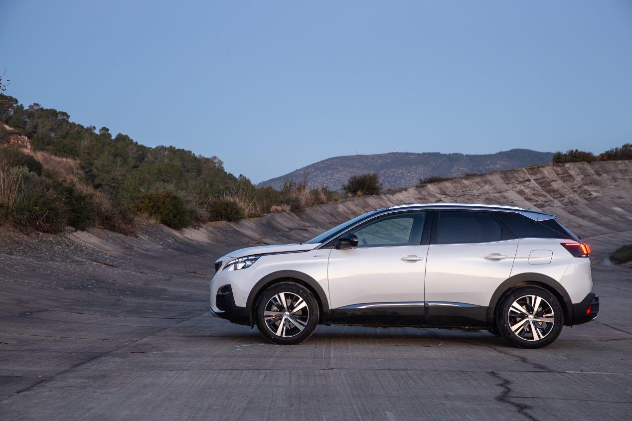 Peugeot 3008 GT Hybrid4: el nuevo SUV y el resto de modelos electrificados de la marca