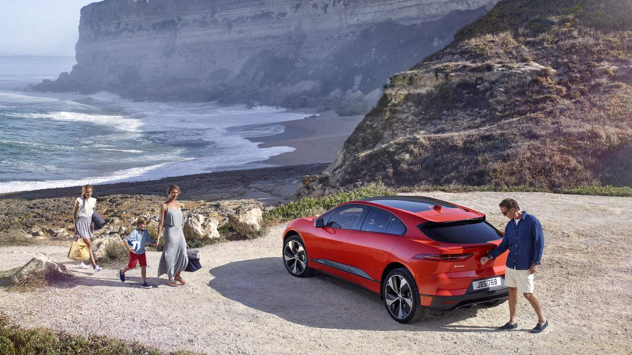 Jaguar i-Pace, el compañero perfecto sea cual sea tu plan