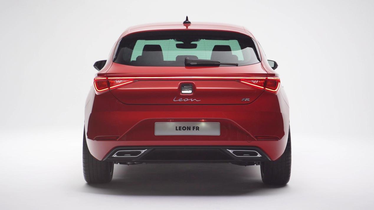 Nuevo Seat León IV: las fotos oficiales de la cuarta generación