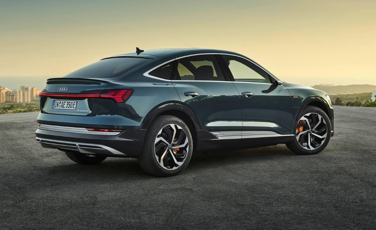 El nuevo Audi e-tron Sportback, ya a la venta en España