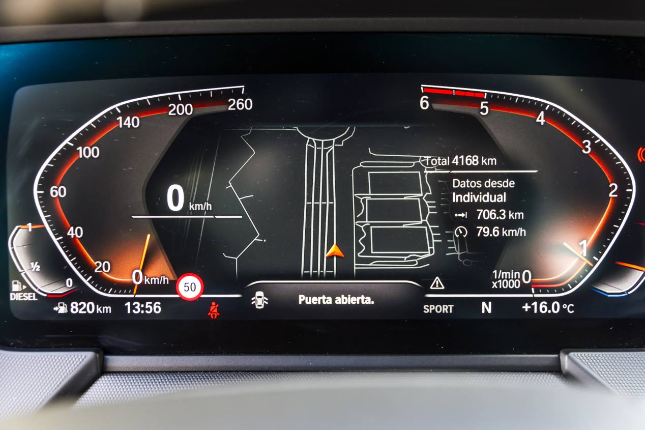 BMW Serie 1 116d: el nuevo compacto diésel, a prueba
